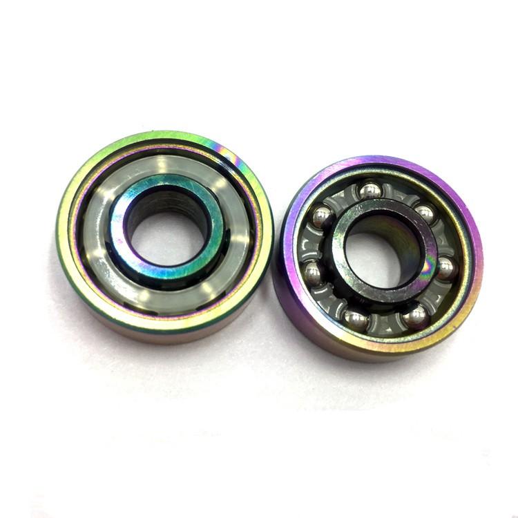 China Bearing 608RS ABEC 7 Online Skate Bearing